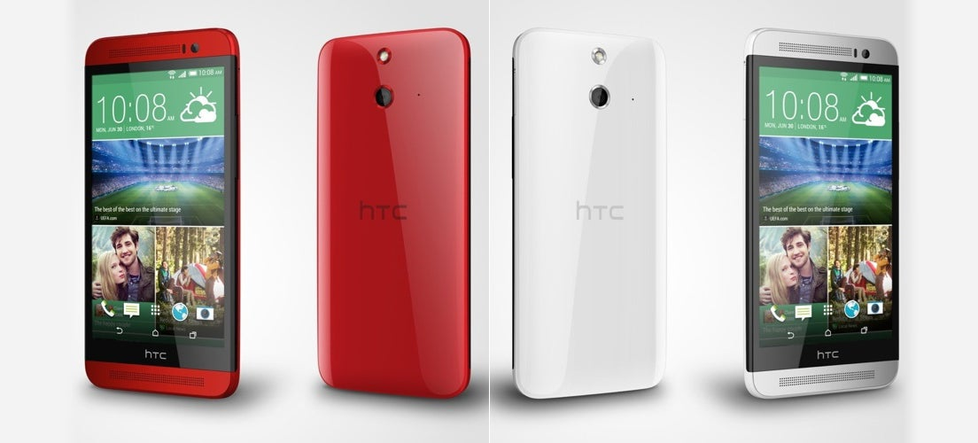 The HTC One (E8): A Plastic Alternative to HTC's Flagship Phone