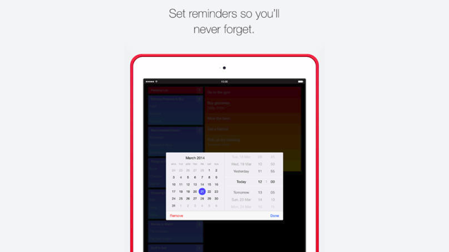 Clear, the Popular To-Do App for iOS and Mac, Finally Adds Reminders