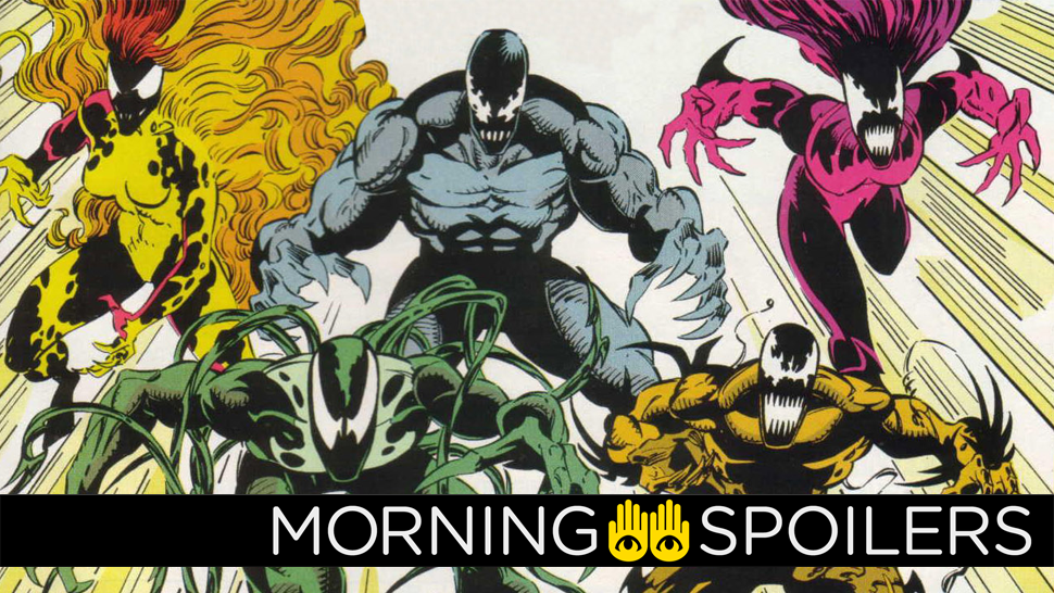 The First Glimpse At The VenomMovie Offers Some Comic Book Clues