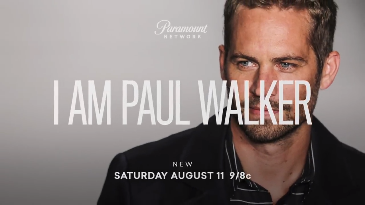 Here's Your First Look At The Paul Walker Documentary