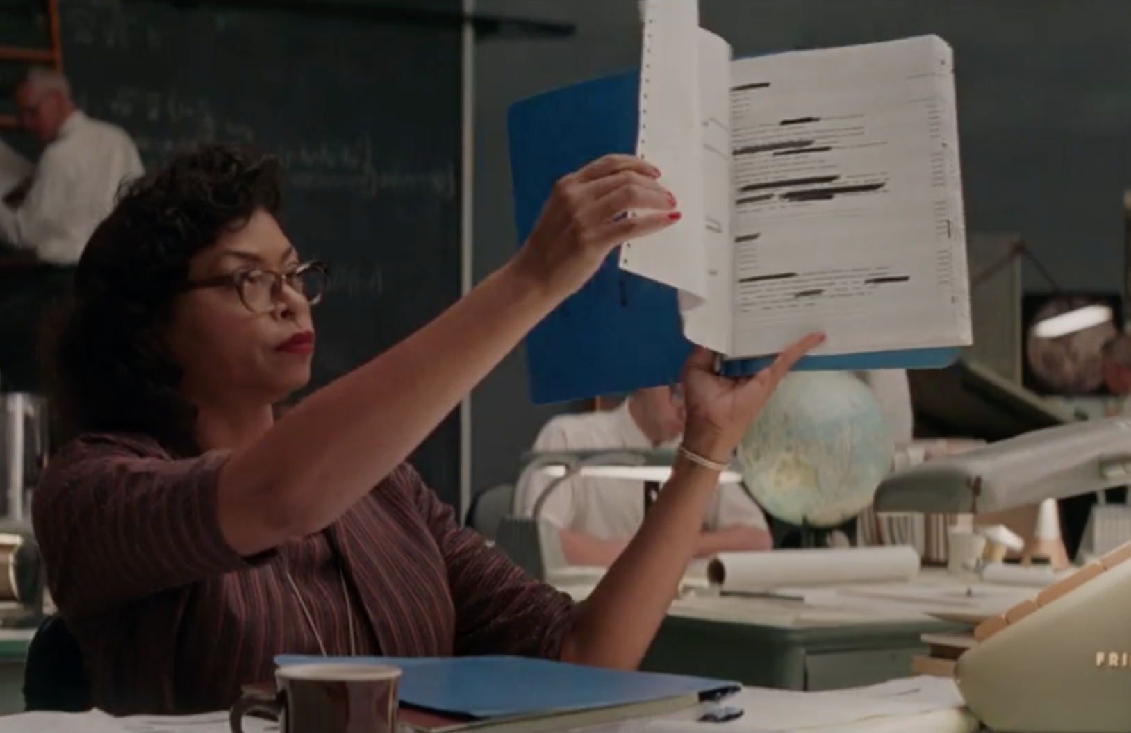 A Black Female Astrophysicist Explains Why Hidden Figures Isn't Just About History