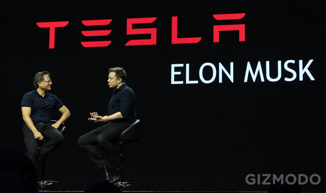Elon Musk Describes the Future of Self-Driving Cars