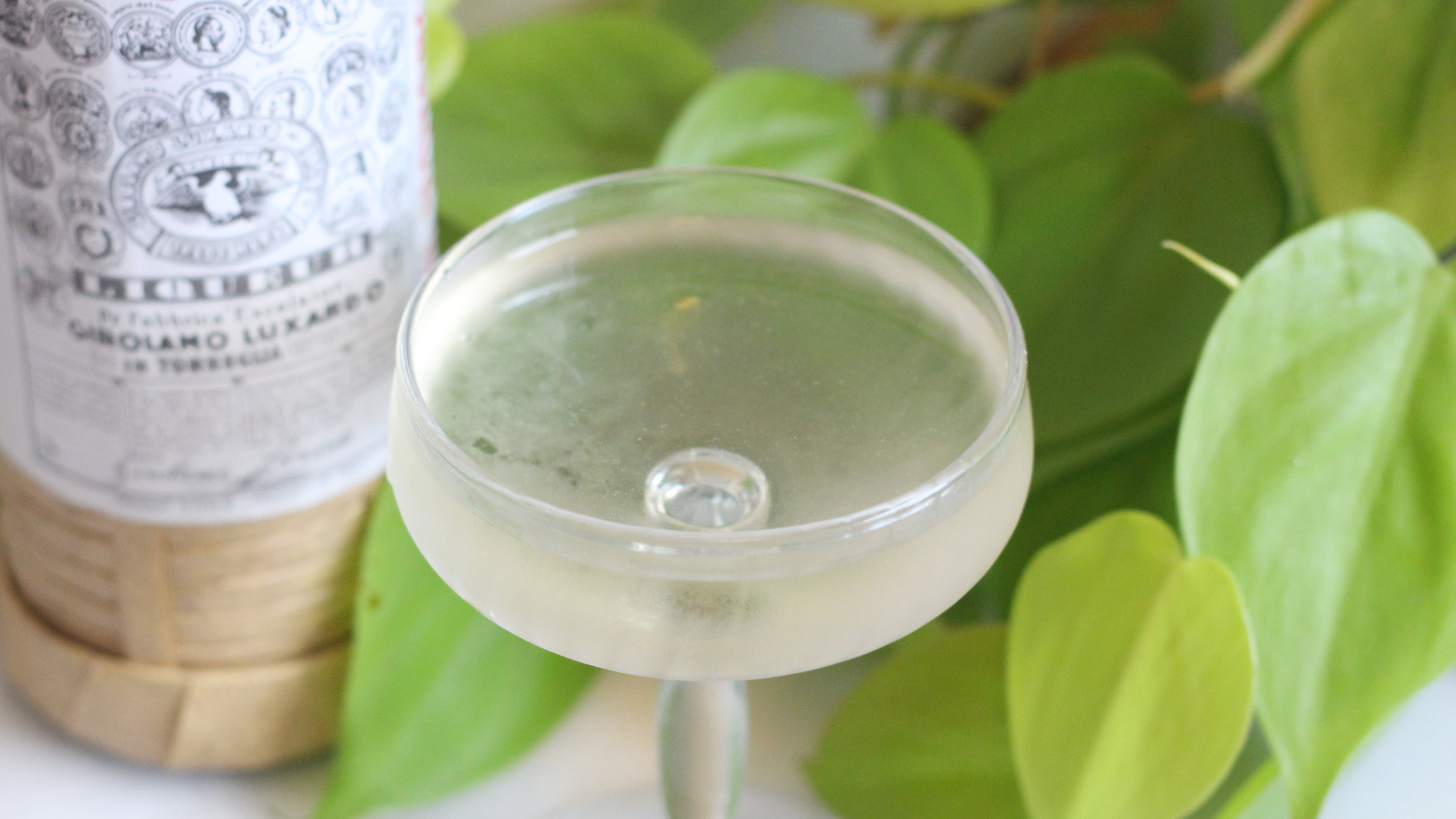 Settle In This Weekend With A Maraschino Martini