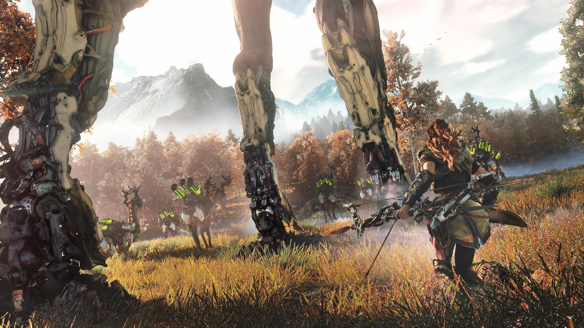 Horizon Zero Dawn Has A Smart Solution To A Common Video Game Problem