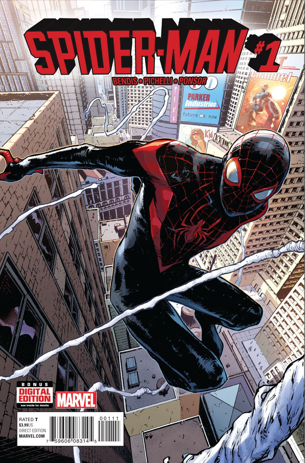 Sorry, Peter Parker, But Miles Morales Is The Better (Young) Spidey