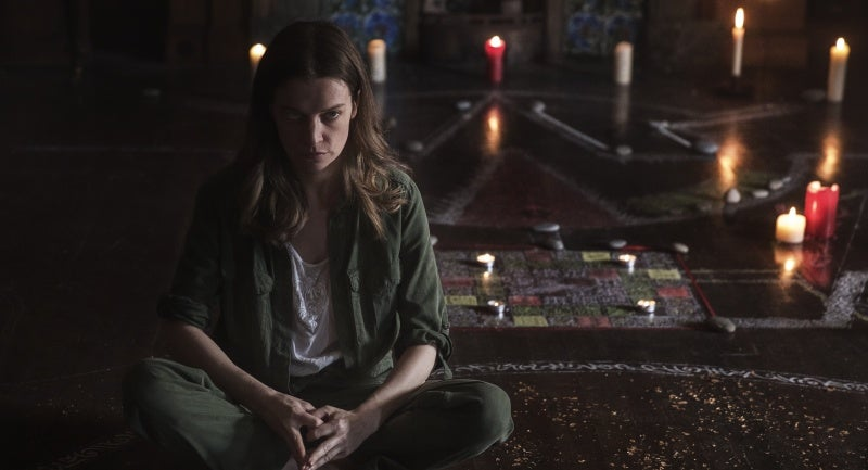This Trailer For A Dark Song Doesn't Need Words To Be Completely Unsettling