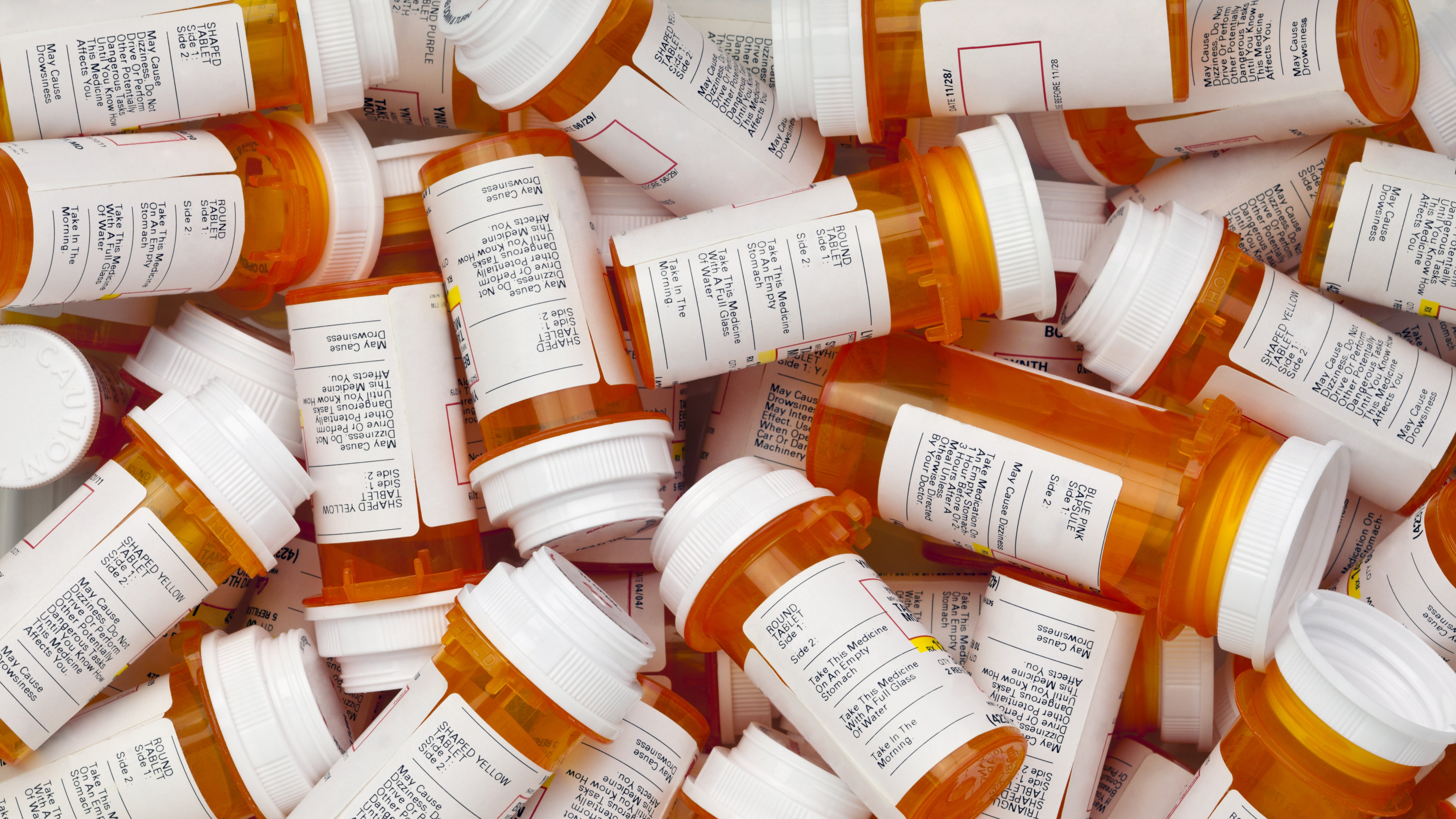Drop Off Your Unused And Expired Prescription Drugs This Saturday