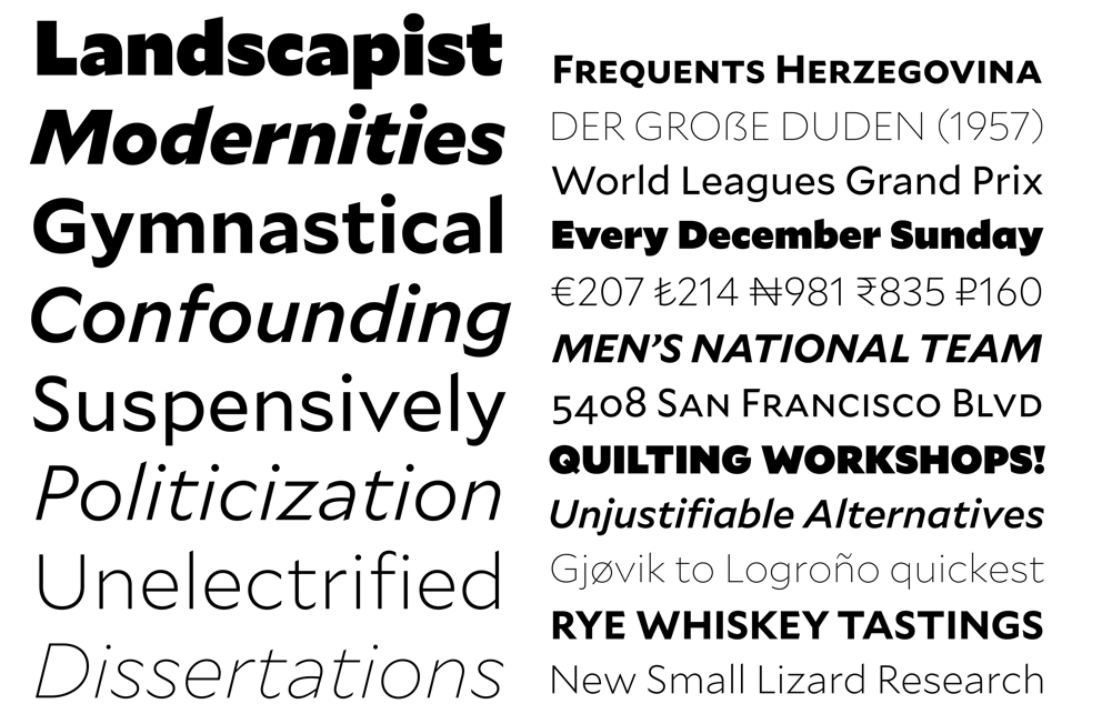 Do Digital Typefaces Really Need To Be Different Than Print? Not According To This Designer