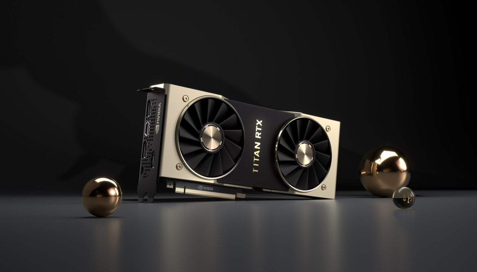 What's The Deal With Nvidia's Ridiculous $4000 Titan RT Graphics Card?