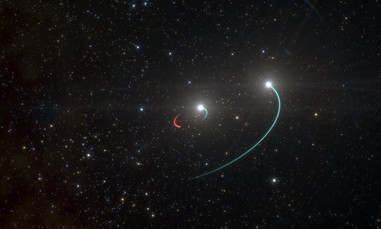 Astronomers May Have Found The Closest Black Hole To Earth