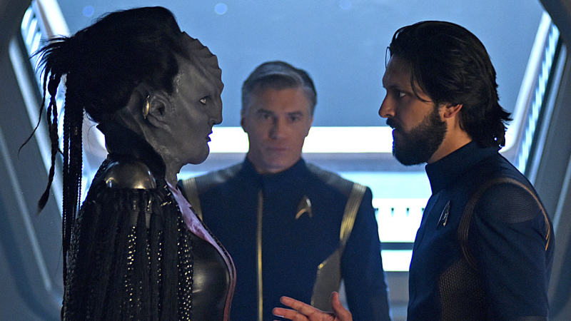 On Star Trek: Discovery, Fate Is What You Make Of It — As Long As You're A New Character