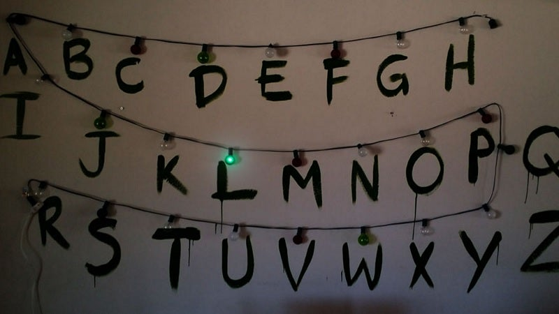 This Tool Lets You Send Stranger Things-Inspired Light Bulb Messages