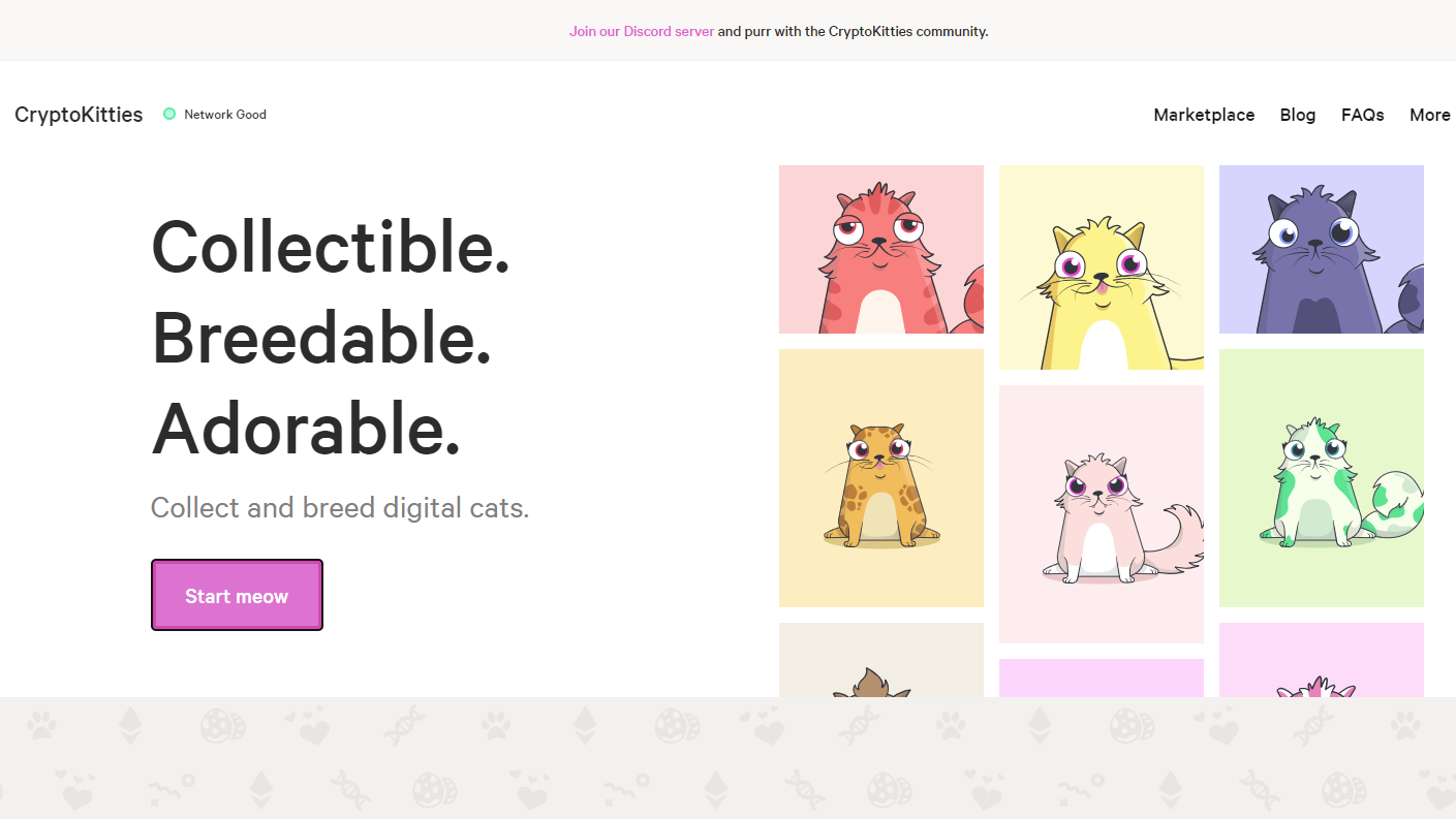 CryptoKitties, Which Is Like Beanie Babies On The Blockchain, Seems To Be Crashing