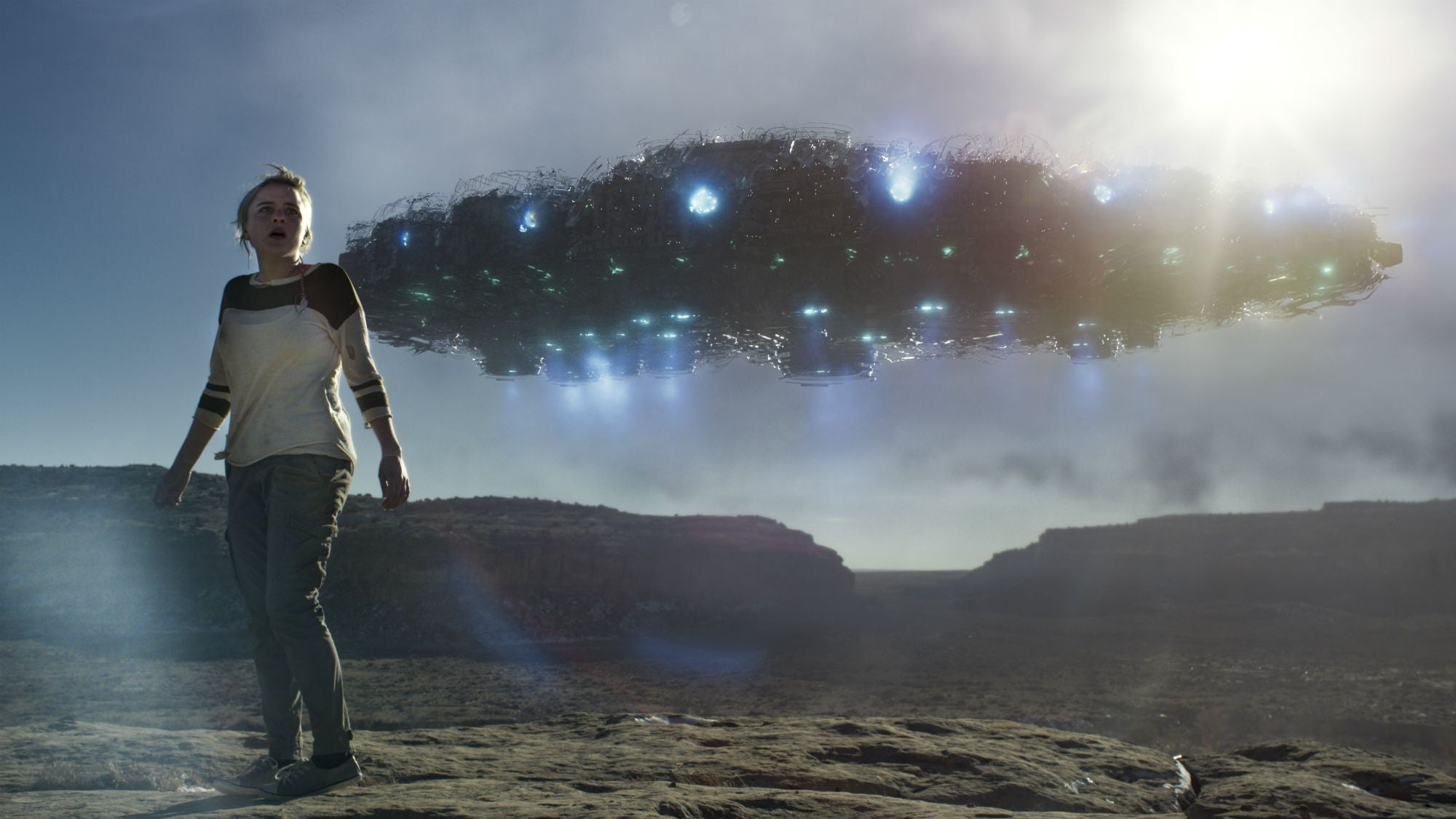 A Documentary Filmmaker Gets The Alien Footage Of A Lifetime In Beyond The Sky