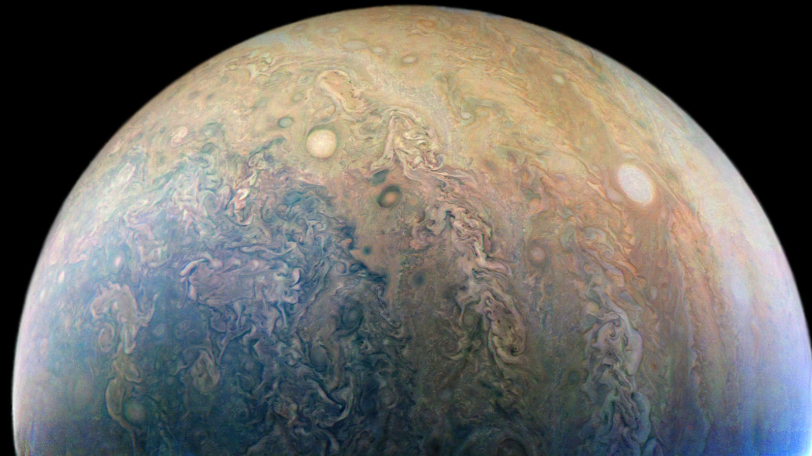 NASA's Juno Mission Just Dropped Its First Huge Pile Of Results