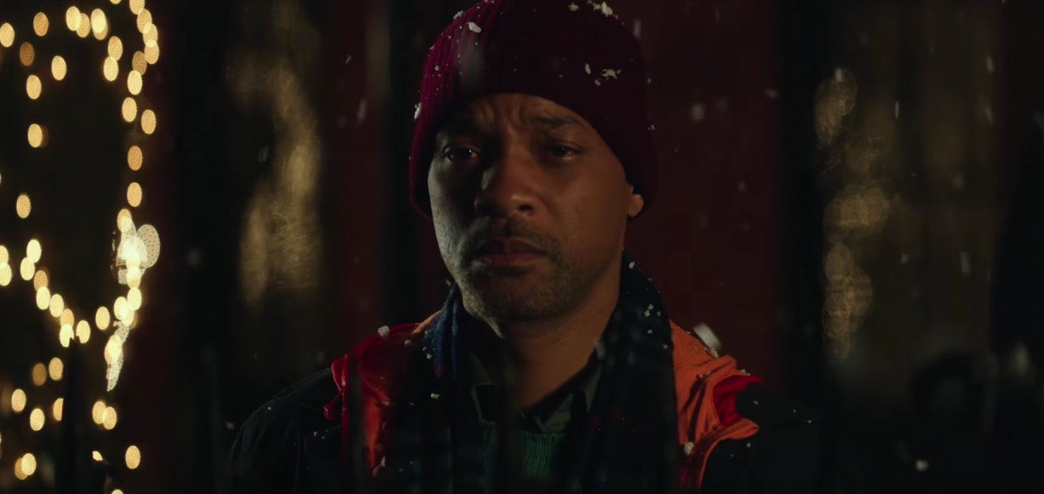 InCollateral Beauty, Will Smith Is Either Visited By Gods Or Has Terrible Friends