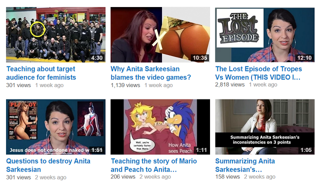The Anita Sarkeesian Hater That Everyone Hates