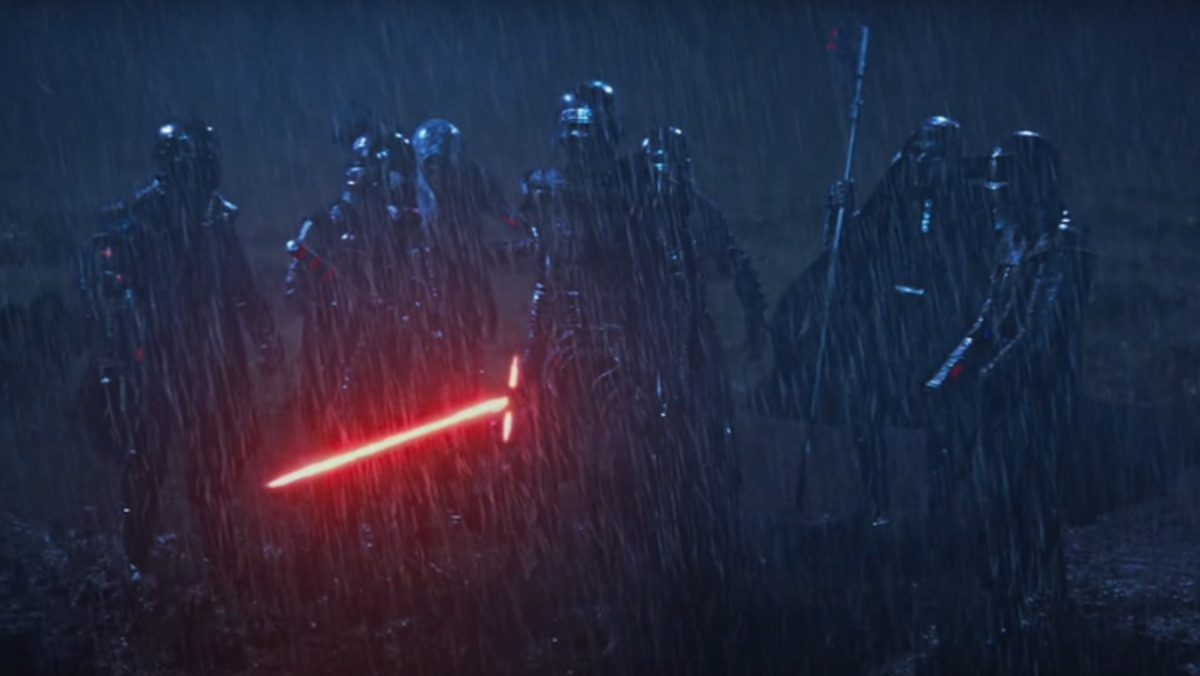 A New Magazine Feature Gives Us Our Best Look Yet At The Knights Of Ren