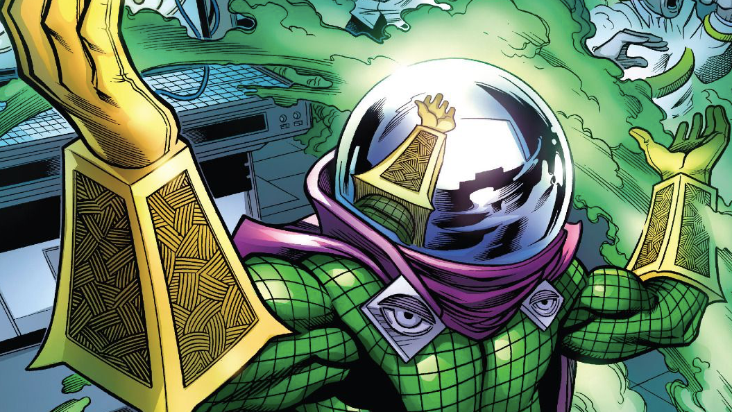 Jake Gyllenhaal May Play Mysterio In The Spider-Man: Homecoming Sequel