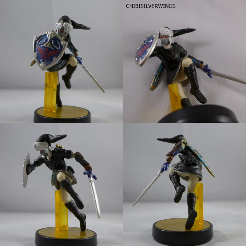 Custom Amiibos Do What Nintendon't