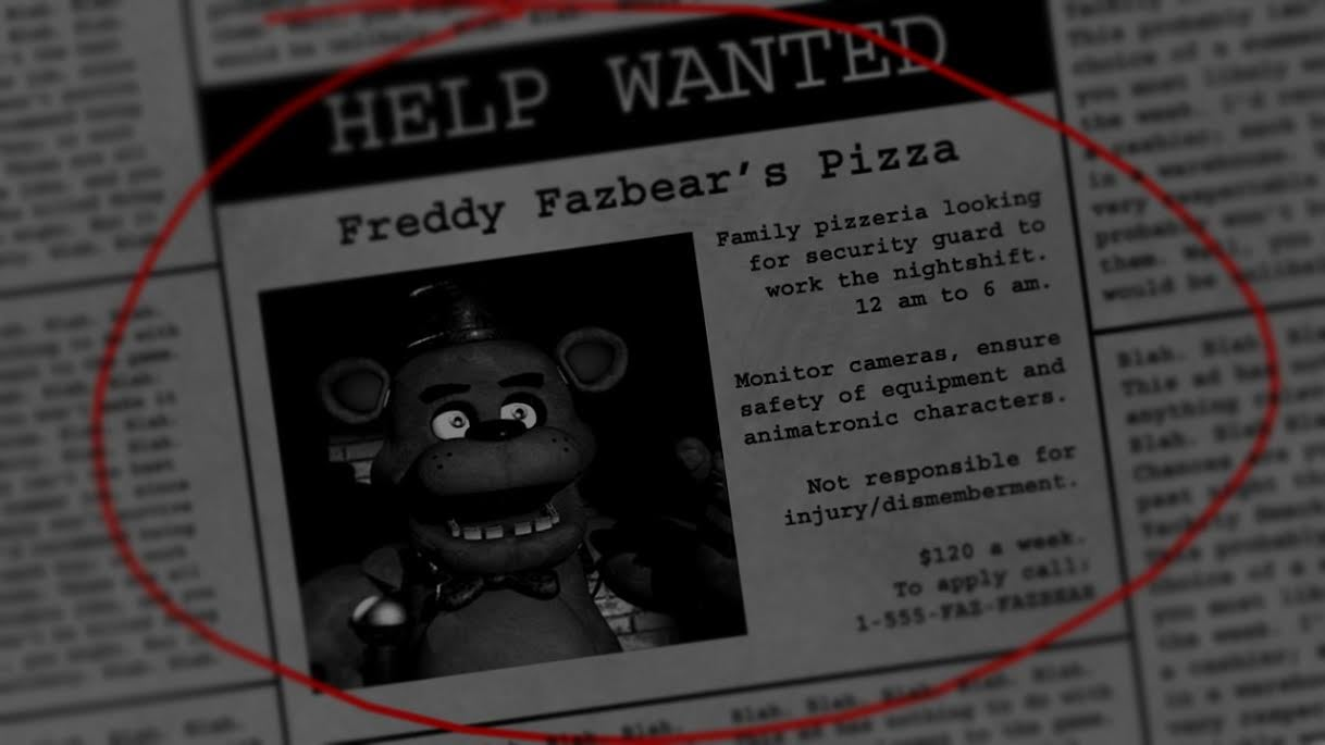 Why Five Nights at Freddy's Is So Popular
