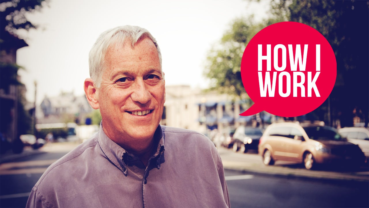 I'm Walter Isaacson and This Is How I Work
