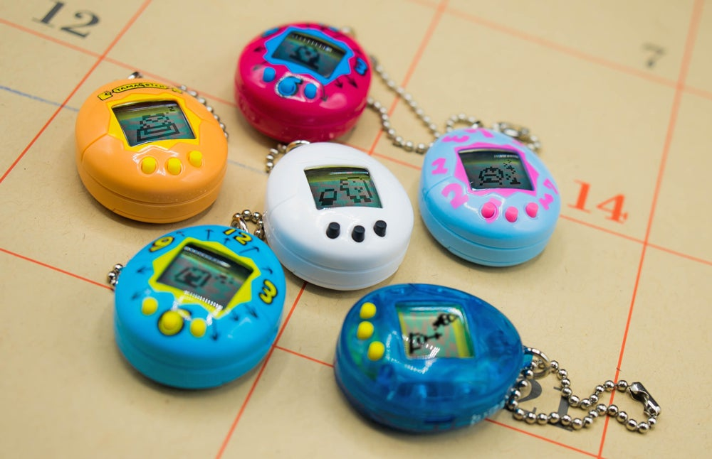 The Tamagotchi Is Back, And Out In Australia Next Month