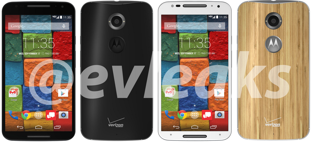Here Are The First Images Of The Moto X+1