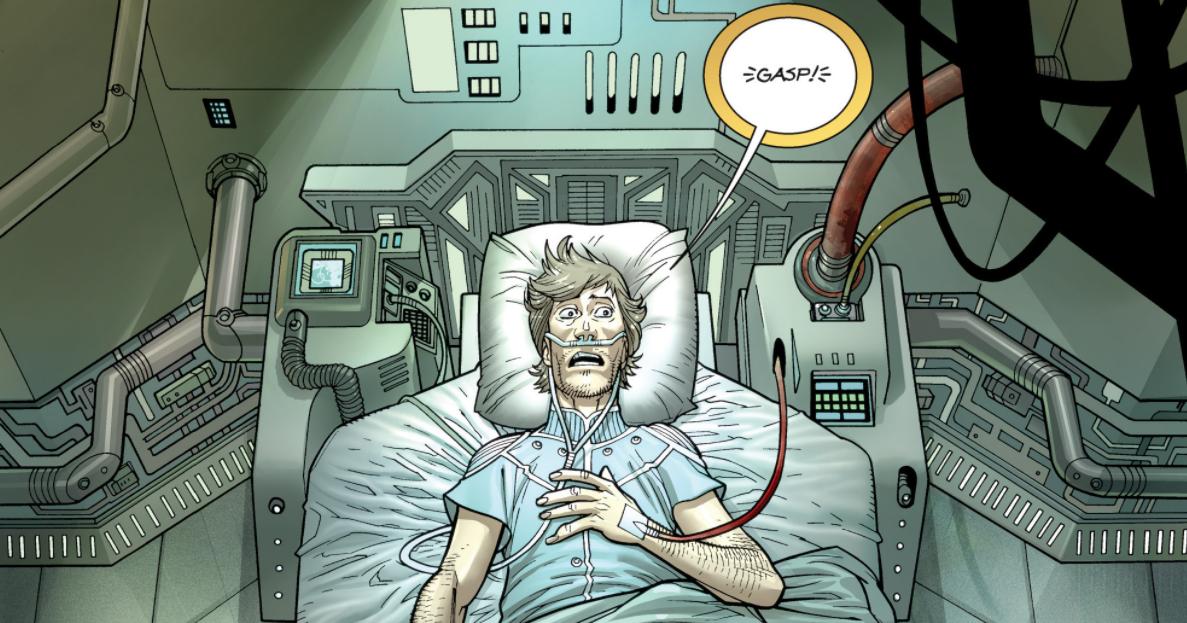 The Walking Dead Comics Fans Couldn't Handle This Inside Joke