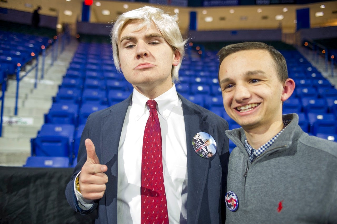 Donald Trump Cosplay Is the Future of American Politics