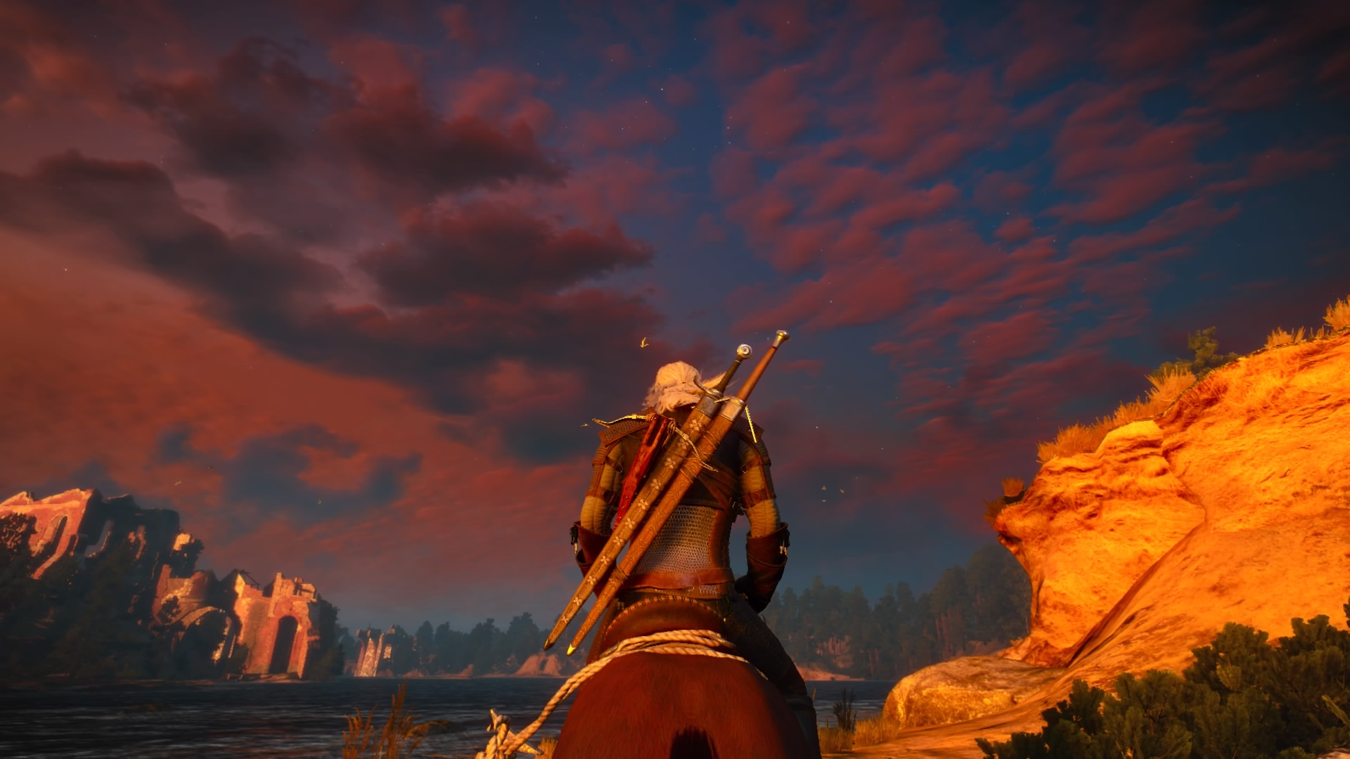 Fans Are Hard At Work On A Witcher Total War Game