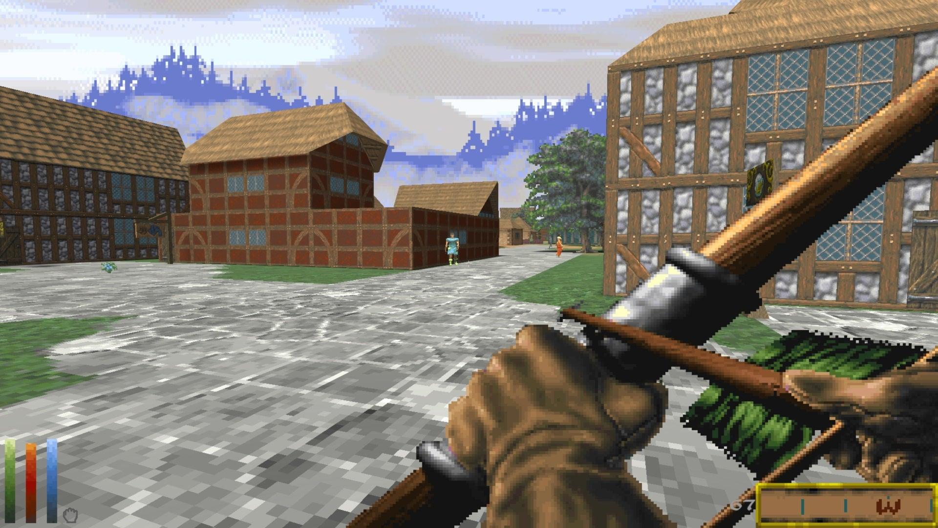 The Biggest Elder Scrolls Game Has Been Remade In Unity