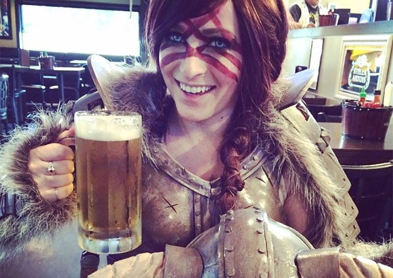 Dragonborn, You Done Good. Have An Ale.