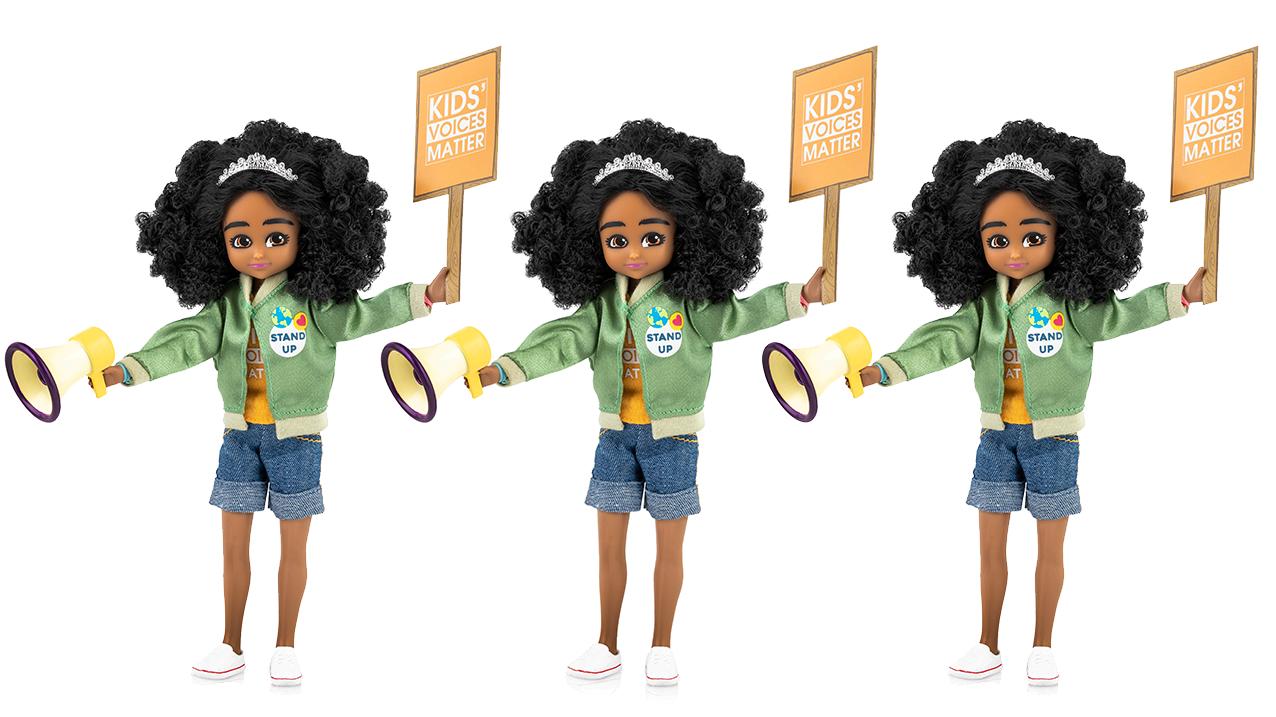 A New Doll Celebrates Flint's Biggest Little Activist