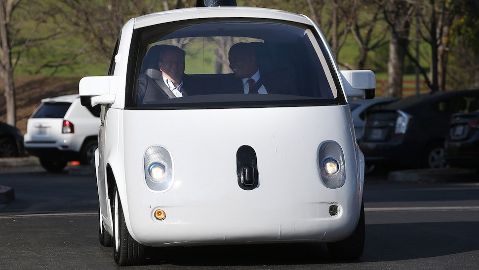 Google Is Teaching Its Driverless Cars How To Be Bigger Arseholes On The Road