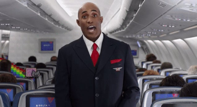 Delta Airlines' Meme Safety Video Is Garbage