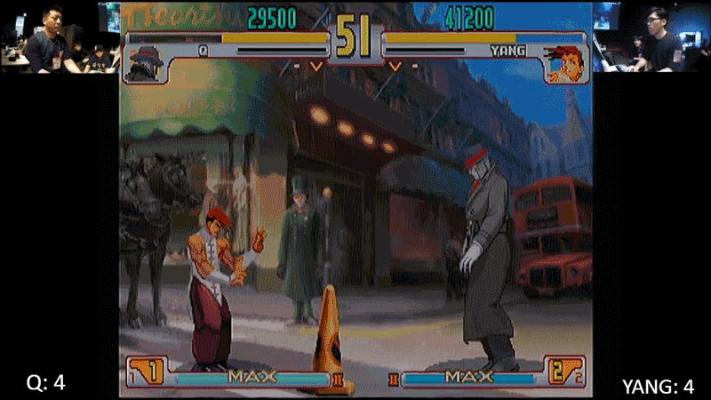 3rd Strike Was Alive And Well At The Cooperation Cup