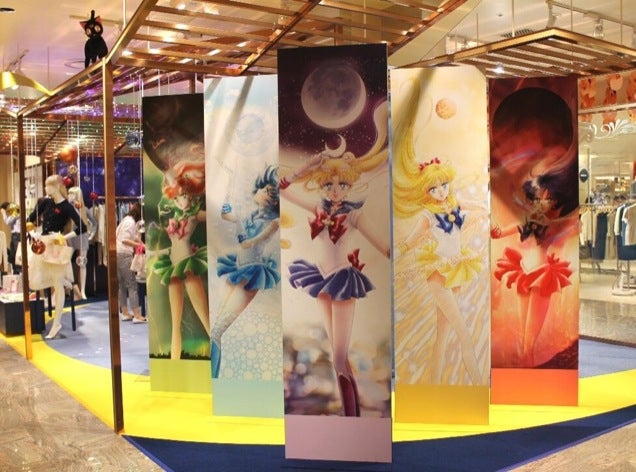 There's Now a Sailor Moon Clothing Boutique in Tokyo