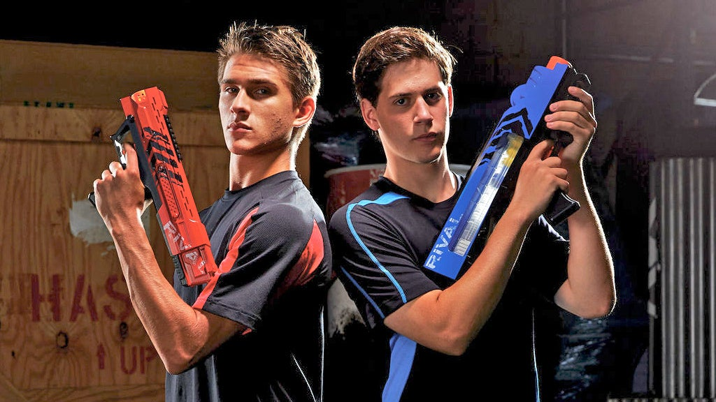 Weaponising Nerf Toys: Don't Try This At Home