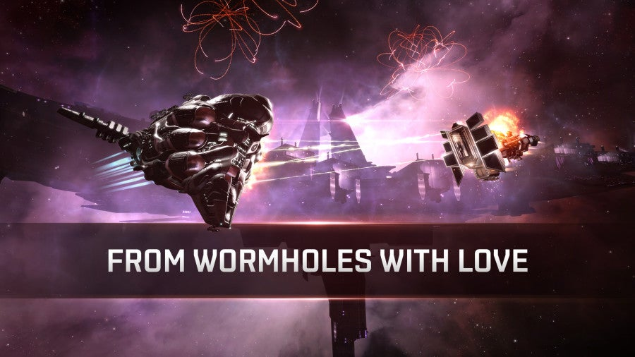 11 Years Later, EVE Online's Wormholes Are Still Mysterious And Deadly