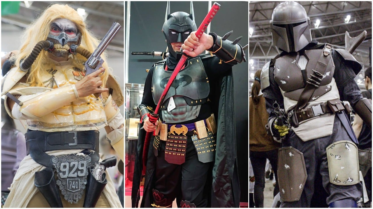 The Best Cosplay From 2019 Tokyo Comic-Con
