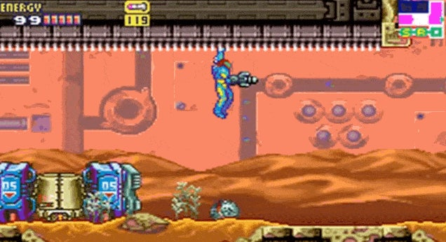 A Hardcore Fan Is Merging Two Beloved Metroid Games Into One
