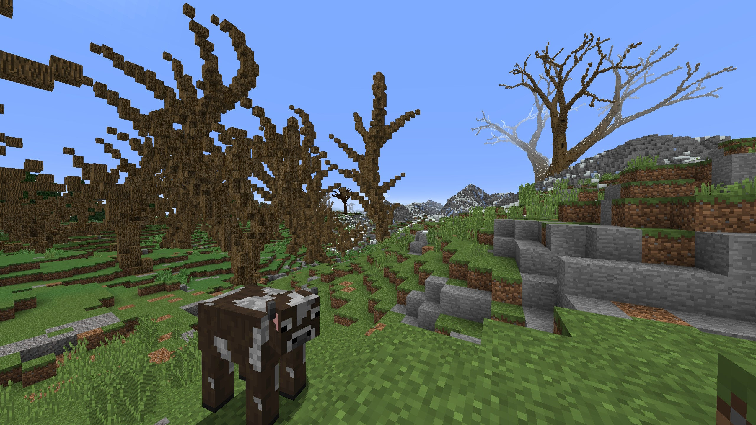 Here's Another Wonderful Map to Play Minecraft on