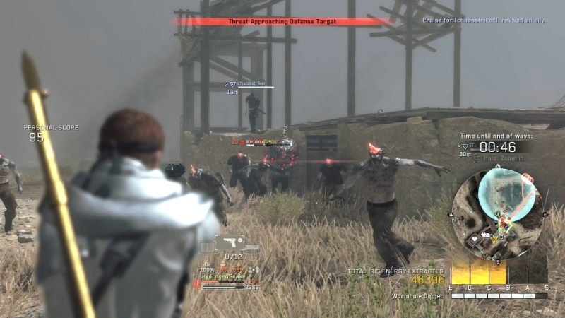 There Might Be A Secret Kojima Productions Message In Metal Gear Survive