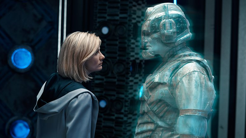Doctor Who Answers The Despair Of The Cybermen With Hope… Of The Cybermen?