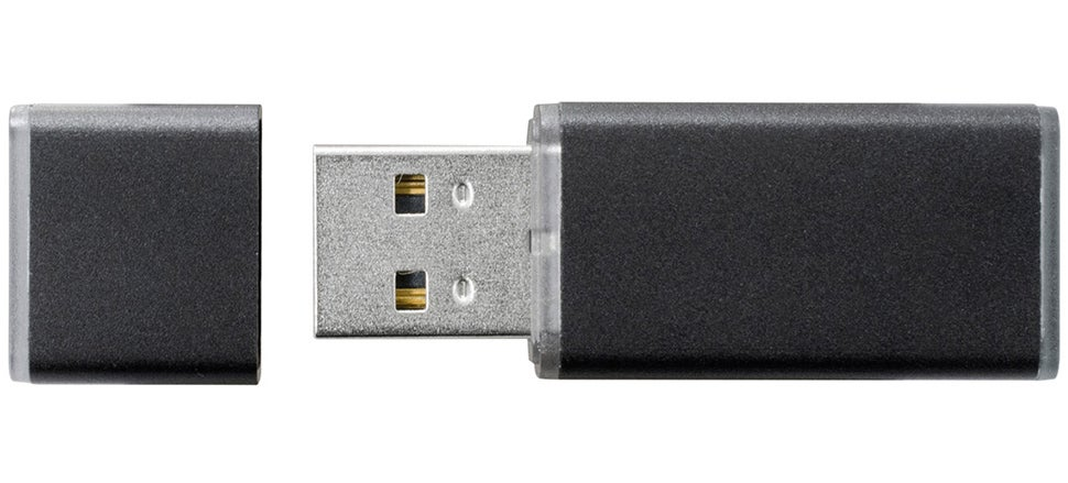 An Impossibly Tough Flash Drive That Survives -40F to 185F Temperatures