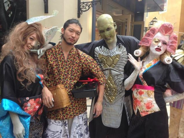 Japan Is Good at Halloween