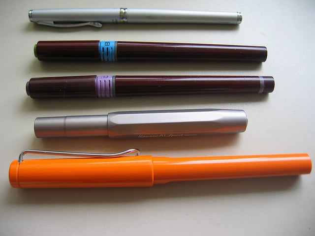 Have A 'Pen Party' To Help A Child With ADHD