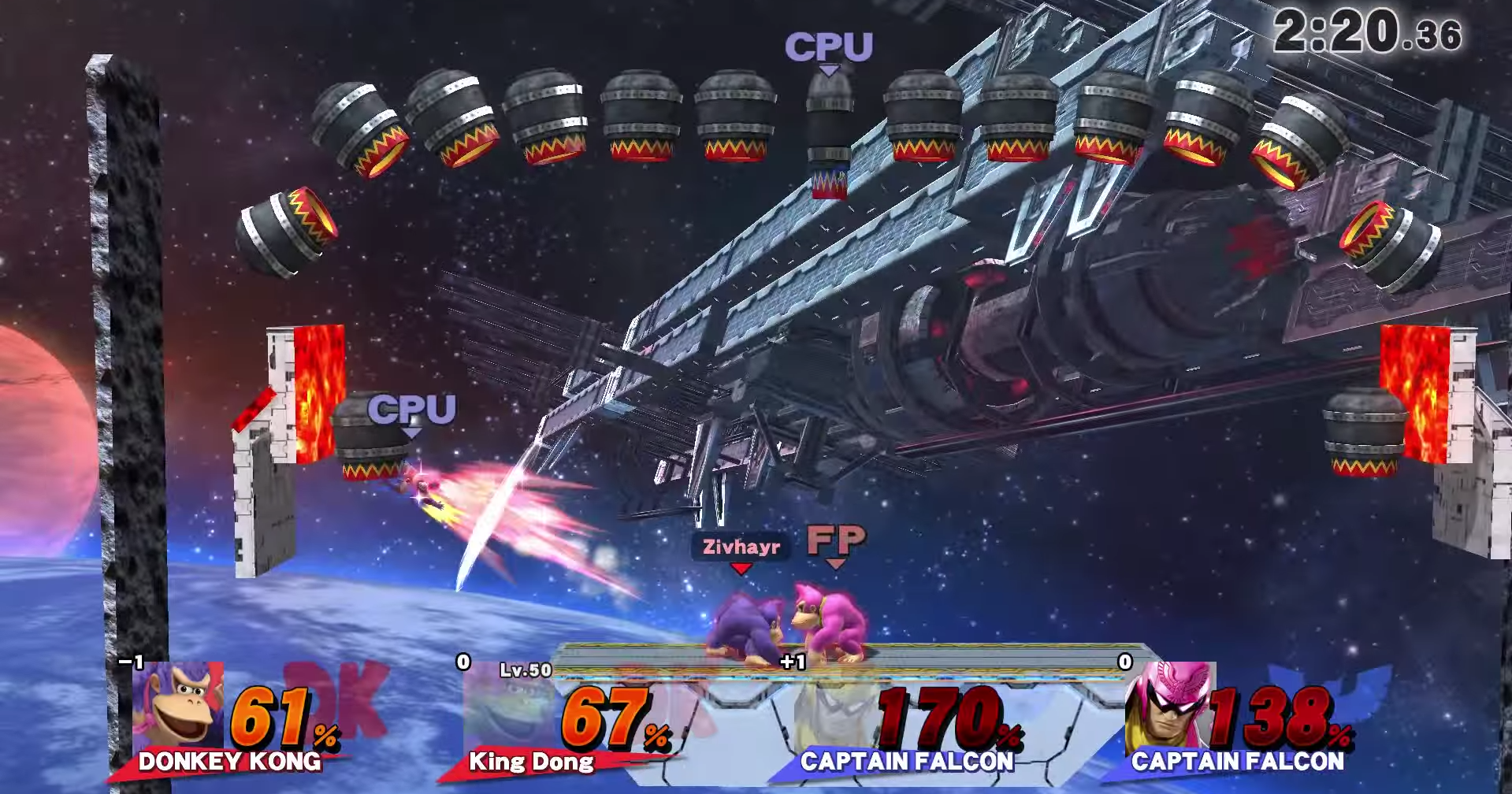 Smash Bros. Players Have Invented...'Smashketball'