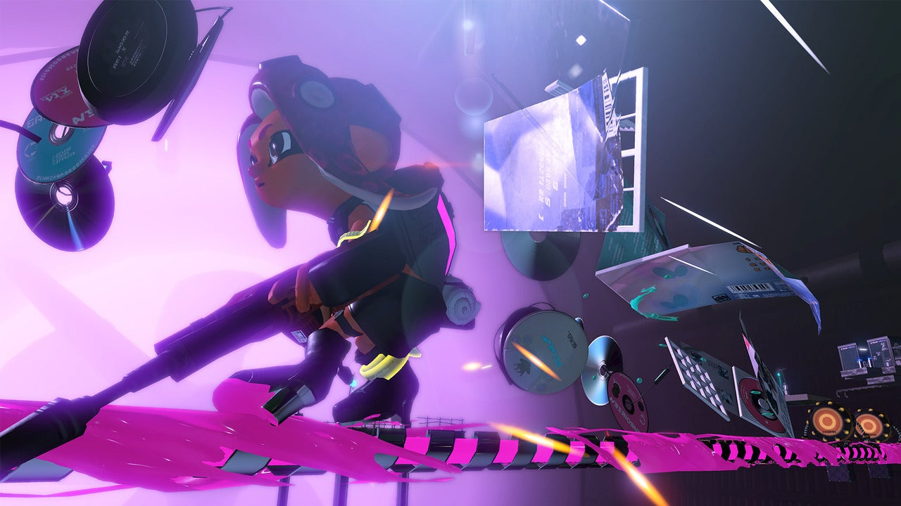Splatoon 2's Octo Expansion Is Wrecking Me And I Love It